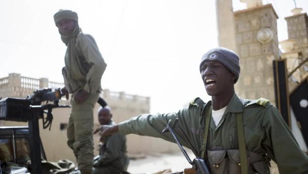 Islamisten greifen Timbuktu an