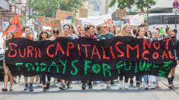 """Bußgeld wegen Teilnahme an """"Fridays for Future""""-Demo"""