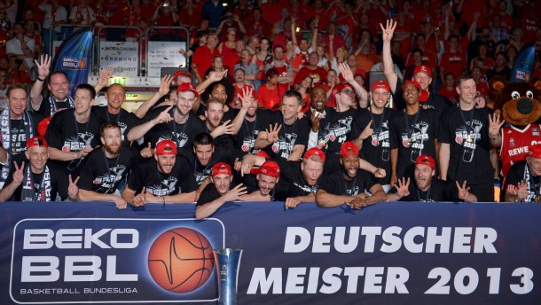 Brose Baskets Bamberg - EWE Baskets Oldenburg