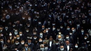 Offiziell jetzt mehr als 3000 Tote durch Lungenkrankheit