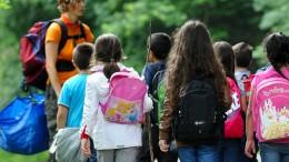 Gibt es mehr Geld für Lehrer auf Klassenfahrt?