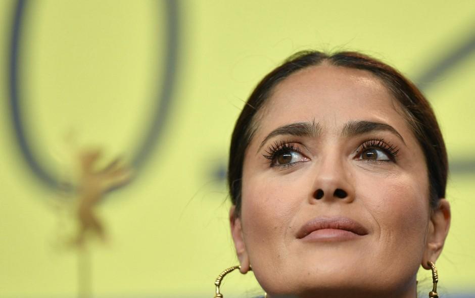Gute Tipps von Oma: Salma Hayek