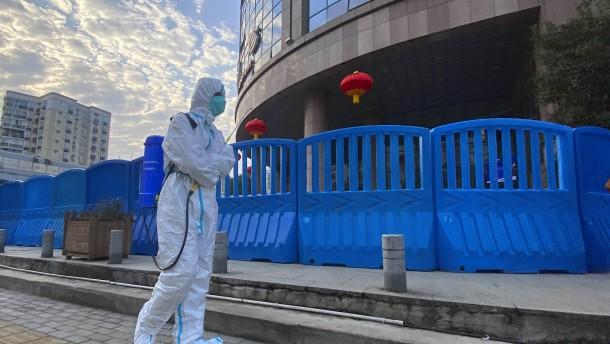US-Geheimdienste uneins über Ursprung des Coronavirus