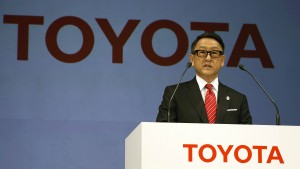 Toyota reagiert auf Trump