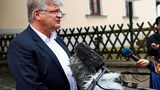 """""""Klare Abgrenzung nach Rechtsaußen"""""""
