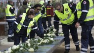 Brüssel gedenkt Opfern von Selbstmordanschlägen