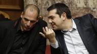Tsipras in höchster Not