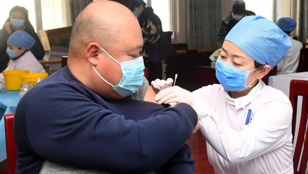 Teils gefälschte Impfstoffe in China vertrieben