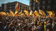 Wohin führt nach heute Abend für Millionen Spanier und Katalanen der Weg?