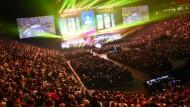 """Die """"ESL One"""" in Köln findet in diesem Jahr bereits zum fünften Mal statt – wieder in ausverkaufter Arena."""