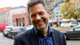 Robert Habeck räumt Vernachlässigung ostdeutscher Probleme ein