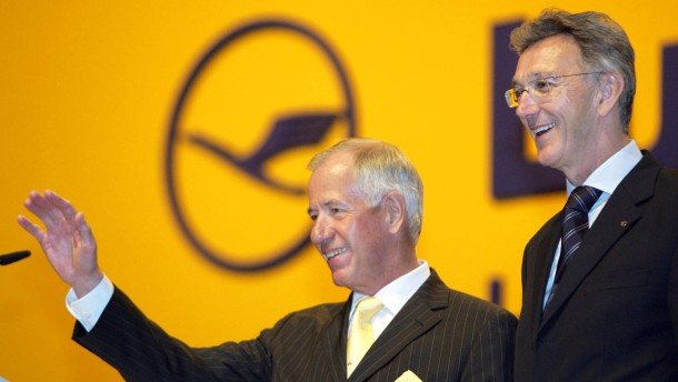 Lufthansa-Aktionäre stellen sich quer