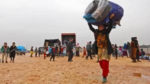 Syriens Opposition boykottiert Friedenskonferenz