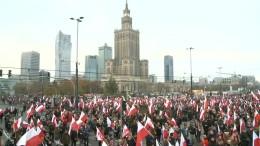 Zehntausende bei Unabhängigkeitsmarsch der extremen Rechten