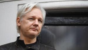 Anklage gegen Julian Assange versehentlich veröffentlicht