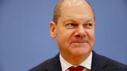 Scholz bringt sich als Kanzlerkandidat ins Spiel
