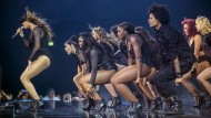 So sieht Emanzipation 2.0 aus: Beyoncé offenbart sich am Donnerstagabend in Berlin nur auf der Bühne