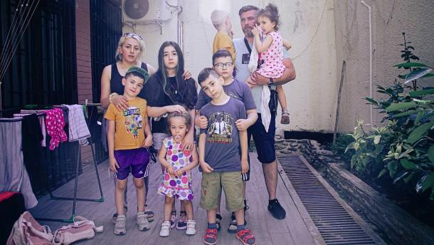 Warum musste Familie Imerlishvili gehen?