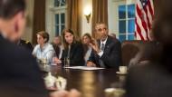 Präsident Obama ernennt Ebola-Sonderbeauftragten