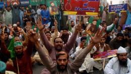 Machtkämpfe um den Erhalt des Blasphemie-Gesetzes