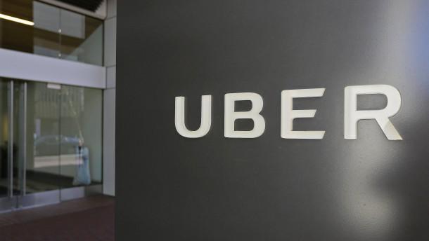 Softbank will günstig Uber-Anteile kaufen