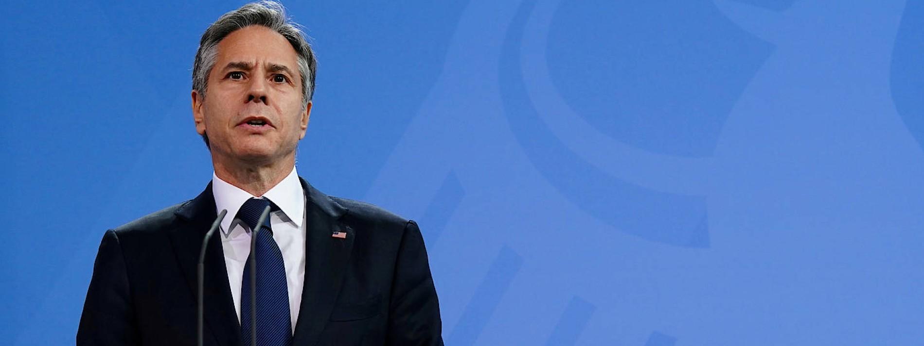 Blinken betont gemeinsame Werte mit Deutschland