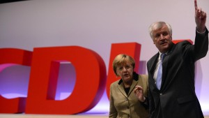"""Seehofer will 2013 zum """"goldenen Jahr für die Union"""" machen"""