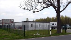 Festnahme in Flüchtlingsheim bei Leipzig