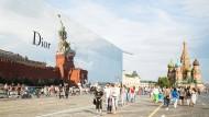 Das Zeitalter der Nachahmung des Westens geht zu Ende. In Russland hat man es längst verabschiedet, trotz Dior auf dem Roten Platz.