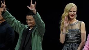 In China beschenken sich die Singles