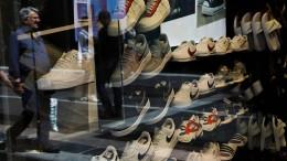 Schuhhersteller warnen vor neuen Zöllen