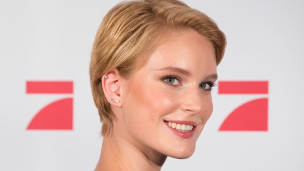 Kim Hnizdo gewinnt Germany's next Topmodel