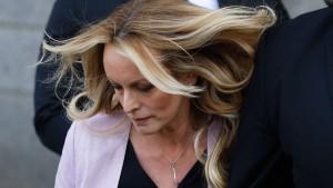 Stormy Daniels scheitert mit Verleumdungsklage gegen Trump