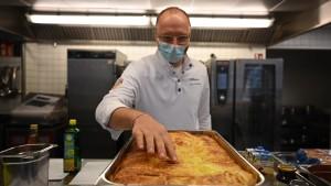 Wie das Essen für Astronauten entsteht