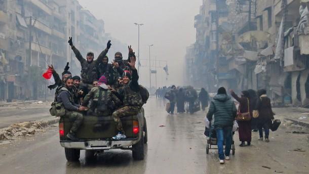 Der Mann, der Assad zum Sieg verhalf