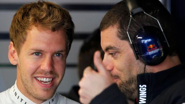 Keiner schneller als Vettel