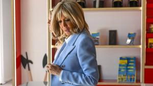 Brigitte Macron antwortet auf Bolsonaro-Beleidigung