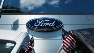 Ford streicht 7000 Stellen