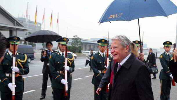 Gauck warnt vor neuer Stärke von Populisten