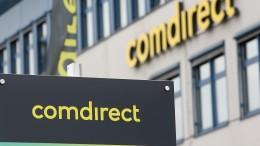 Comdirect kämpft mit IT-Panne