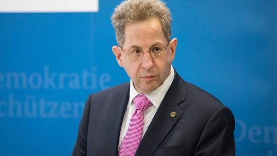 Verfassungsschutzpräsident Maaßen unter Druck