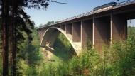 Die damals zehnjährige Stephanie war 1991 tot unter der Teufelstalbrücke der Autobahn 4 gefunden worden.