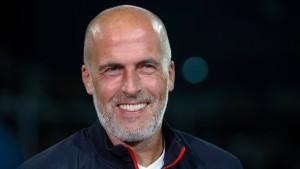 Frontzeck wird neuer Trainer bei Hannover 96