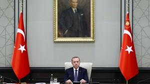 Bundesregierung wirft Türkei Unterstützung von Islamisten vor