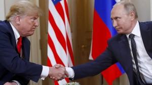 Trump und Putin sprechen über Venezuela