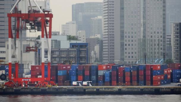 Japan: Nadelstiche gegen Südkorea