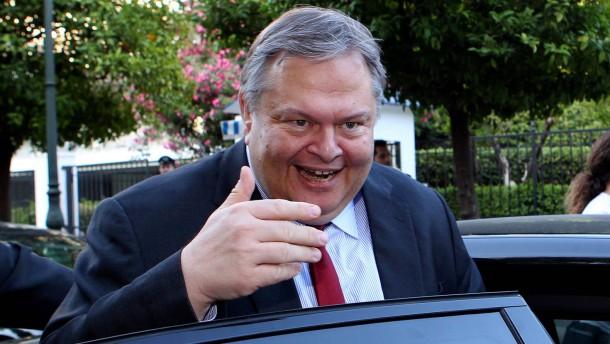 Neue Regierung in Griechenland steht