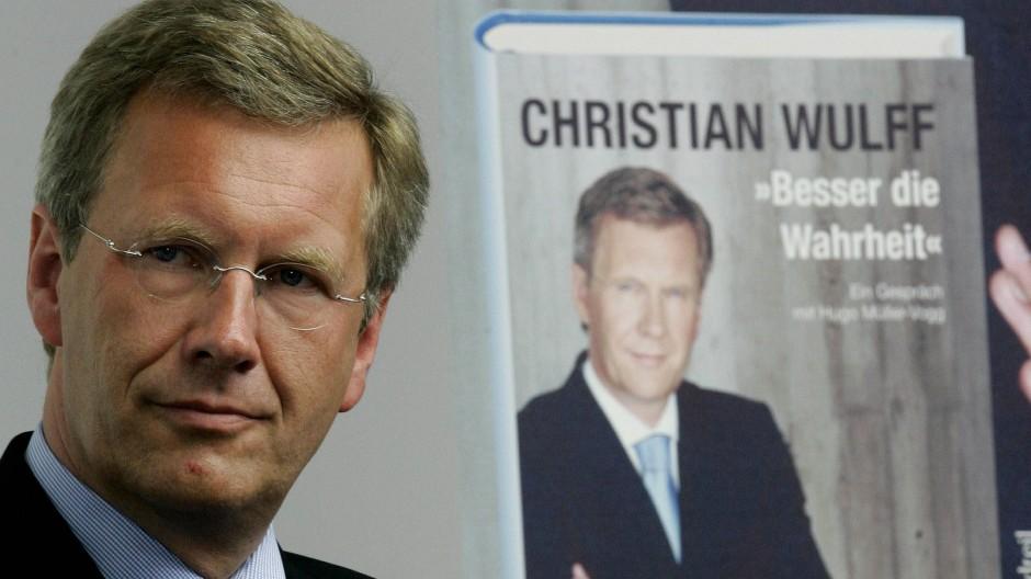 Zunehmend in Bedrängnis: Bundespräsident Christian Wulff