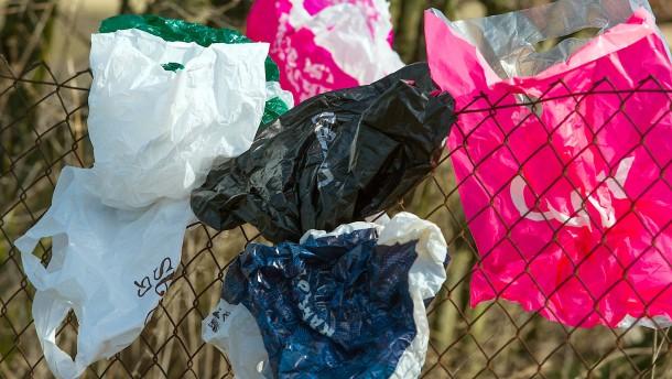 Der Kampf gegen die Plastiktüte hat gerade erst begonnen
