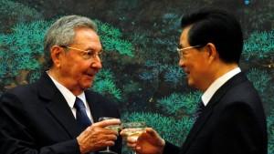 China und Kuba wollen Kooperation vertiefen